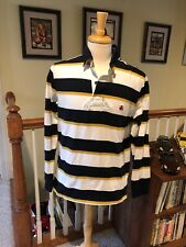 brooks brothers rugby large