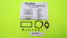 Tillotson MD11A OMC Evinrude  4425 Gale 1A5 1G5 1G10 1W5 1W10 1948 - 1950 Kit