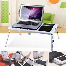 Laptop Portable Pliant Ordinateur Table Réglable Lit Canapé  Bureau Stand Tray