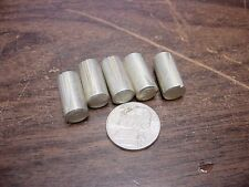 5 grooved headless steel dowel locating pins 3/8 x 7/8 military grade MS35671-62