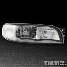 1997-1999 Buick LeSabre Headlight Lamp Clear lens Le Sabre Halogen Right