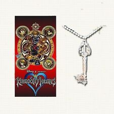 Kingdom Hearts 2 Pendant Necklace Keyblade Oblivion Away Keepsake Sora Disney