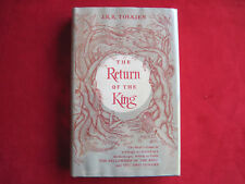 J.R.R. Tolkien Return of the King FIRST AM IN JACKET