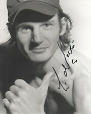 Liam Neeson autógrafo signed 20x25 cm imagen S/W