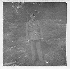 Orig. Foto Wehrmacht Soldat in Norwegen 1943