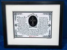 """New! Bible Verse Plaques/Signs""""LORD,HEARD MY CRY""""Hand Made,Christian Gifts $65."""
