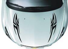 Car Racing stripes Sport Hood Decals Vinyl Art Tattoo Decor sticker #CG389 G7dg