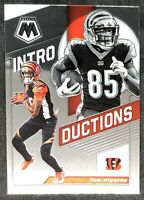Tee Higgins Rookie 2020 Mosaic Introductions RAW BENGALS