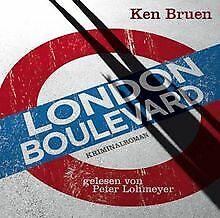 London Boulevard: Kriminalroman von Ken Bruen ungekürzte... | Buch | Zustand gut
