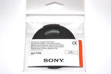 Sony ALC-F72S Alpha Objektivdeckel / lens cap 72mm (NEU/OVP)