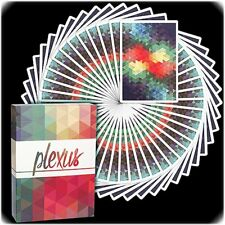 Plexus Playing Cards poker juego de naipes