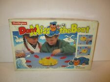 Vintage Dont Miss the Boat - By Waddingtons c.1988 - complete
