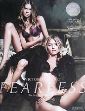 Behati Prinsloo Fearless Fall Fashion 2014 Victoria's Secret Lingerie Catalog