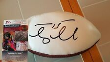 TIM TEBOW signed full size football JETS JSA COA FLORIDA GATORS