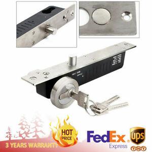 DC12V Electric Fail-Safe Drop Bolt Lock for Security Door Access Control System