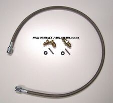 84-97 CAMARO FIREBIRD T5 & T56 STEEL BRAIDED CLUTCH LINE CONVERSION
