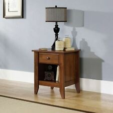 Night Stands For Bedroom Contemporary Bedside Table Small Nightstand Drawer End