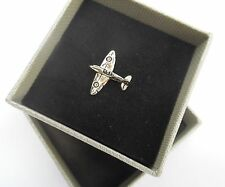 Rhodium Plated Lapel Pins without Stone for Men