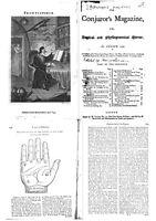 30 RARE ISSUES OF CONJUROR'S MAGAZINE & ASTROLOGER'S MAGAZINE (1791-1794) ON DVD