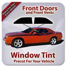 Precut Window Tint For Geo Tracker Convertible 1990-1997 (Front Doors)