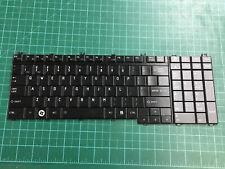 """Genuine Toshiba Qosmio X505 18.4"""" Laptop US Keyboard A000048070 #t36"""