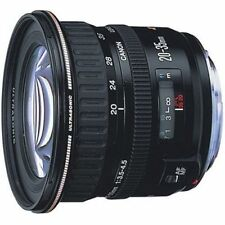 Excellent! Canon EF 20-35mm f/3.5-4.5 USM - 1 year warranty