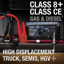 Noco Genius Boost Max GB500 20000A Bus,Truck 12/24v Jump Starter Heavy Duty
