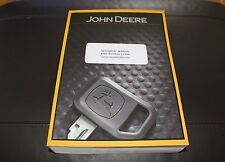 JOHN DEERE 410G BACKHOE LOADER REPAIR SERVICE  MANUAL TM1882
