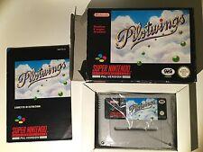 Super Nintendo SNES Pilotwings (Versione GIG)