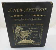 A New Attitude from your Head to Your Shoes Binder by Ann Marie Wishard