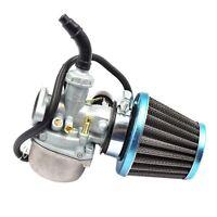 Carb 50cc 70cc 90cc 110cc 125cc ATV Dirt Bike Go Kart Carburetor W/ Air Filter