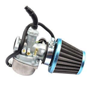 Carburettor Carb Carburetor + Air Filter 70cc 90cc 110cc Moto ATV Quad Dirt Bike