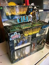 Vintage Echo Ro-Warrior Set #1 Robot Grand Commander With Weapons & Instructions