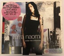 CD Music Terra Naomi Under the Influence Special Edition Digipak