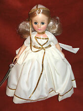 "Effanbee Vintage Collectible 11"" Storybook Sleeping Beauty Doll /Tag"