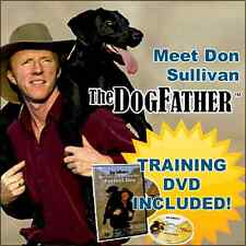 Don Sullivan Perfect Dog Command Collar Puppy Obedience Training + DVD Large