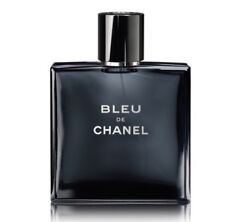 BLEU DE CHANEL EAU DE TOILETTE PERFUME 150 ML LIMITED EDITION NEUF NEW