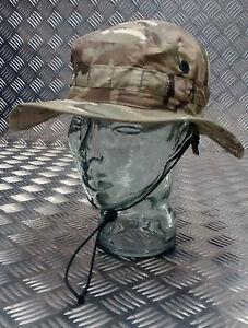 Genuine British Army MTP Boonie / Bush Hat Multicam ATC Cadets - All Sizes