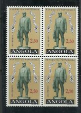 Angola 1962 - 50 Years Nova Lisboa City Block Four MNH