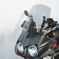 Medium Windschild Moto Guzzi Stelvio 1200 8V TRANSPARENT 485mm
