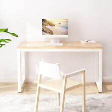 New Office Study Wood Computer Desk Workstation Home Laptop Table Furniture Usa