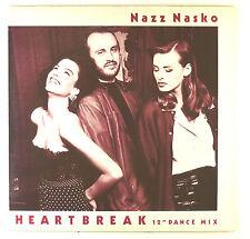 "12"" Maxi - Nazz Nasko - Heartbreak - C2115 - washed & cleaned"