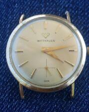 vintage men's Wittnauer watch