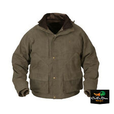 NEW AVERY OUTDOORS GHG HERITAGE WADING JACKET WAXED COTTON WATERPROOF XL