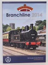 Bachmann Branchline OO Scale 2014 Catalogue 36-2014