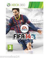 Microsoft Xbox 360 EA Sports Fifa 14 NEU UND OVP Komplett Deutsch