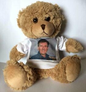DANIEL O'DONNELL 8 inch VERY CUDDLY TEDDY BEAR D2