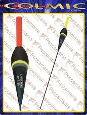"""Galleggiante colmic """"PALINURO"""" 1-8,0gr. deriva in fibra e portastalight 4,5mm"""
