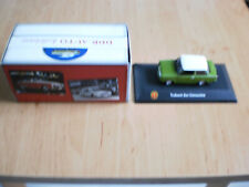 "DDR Modellauto  "" Trabant 601 Limousine """
