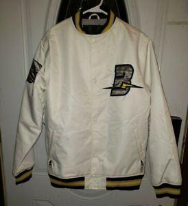 "NWOT ""Burton"" #13 Lightening Starter XS Dryride White Ski Jacket with small Mark"